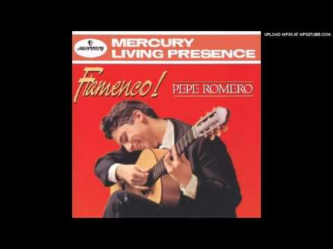 Farruca Y Rumba Pepe Romero Youtube Flamenco Pepe