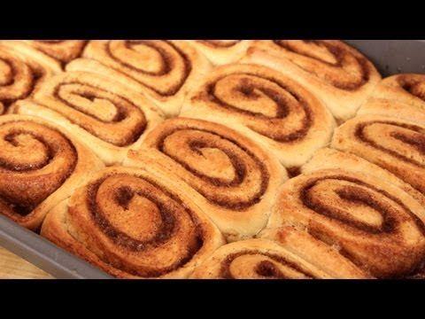 Cinnamon rolls by Laura Vitale