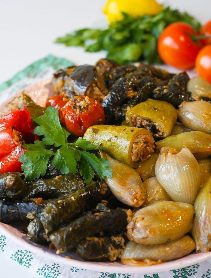 овощная долма по азербайджански рецепт с фото пусть