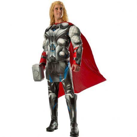 #Disfraz #Thor AOU Musculoso Adulto Perfecto para tus fiestas, mercadisfraces tú #tienda de #disfraces #online