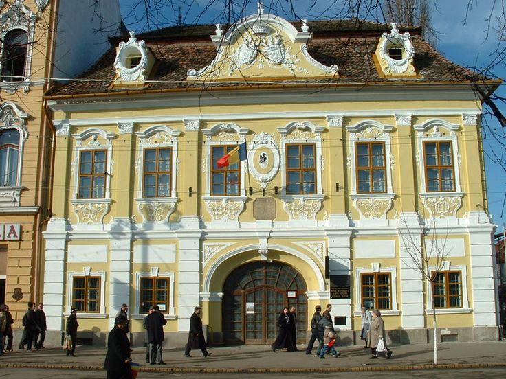 Műemlékek - Toldalagi-palota, Marosvásárhely