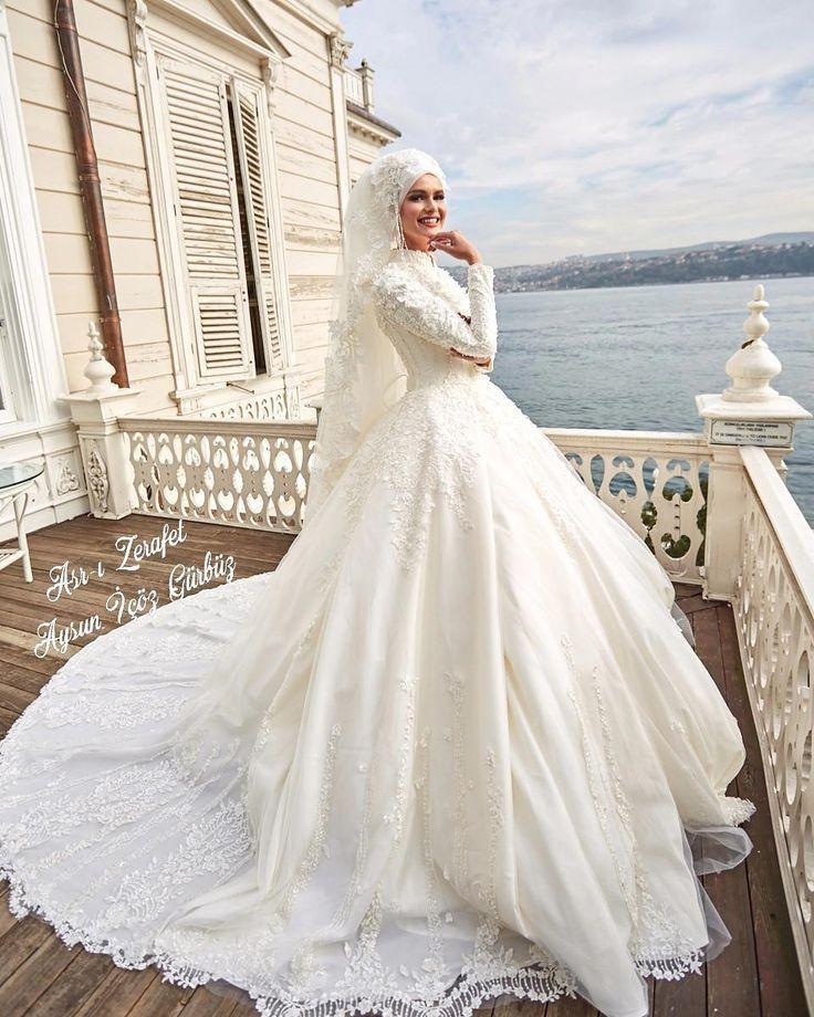 Unser Brautkleid Asr-ı Elegance Bride ist ein Privilege Brautkleid Asr-i Z