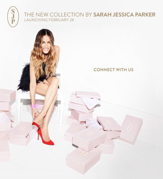Watch Sarah Jessica Parker Try On Her SJP Shoes, Plus Nordstrom Stores To Shop The Line - GLAMAZON DIARIES