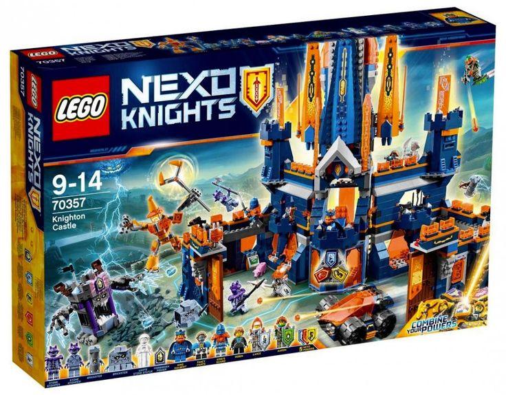 LEGO Nexo Knights 70357 : Le Château de Knighton - Juin 2017