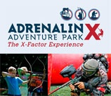 AdrenalinX Adventure Park - Your ultimate Party and Team Building venue is conveniently situated on Lynnwood Road approximately 2,5km east from Silverlakes Pretoria. Children and adults love AdrenalinX Adventure Park as it's our belief that there's no age limit on having fun. We offer a variety of activities including abseiling, rock climbing, archery, extreme paintball, laser games, air gun fun and exciting mountain bike/BMX tracks.