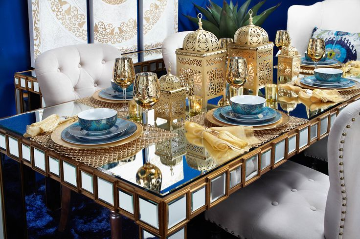 make your spring entertaining stunning with accents of