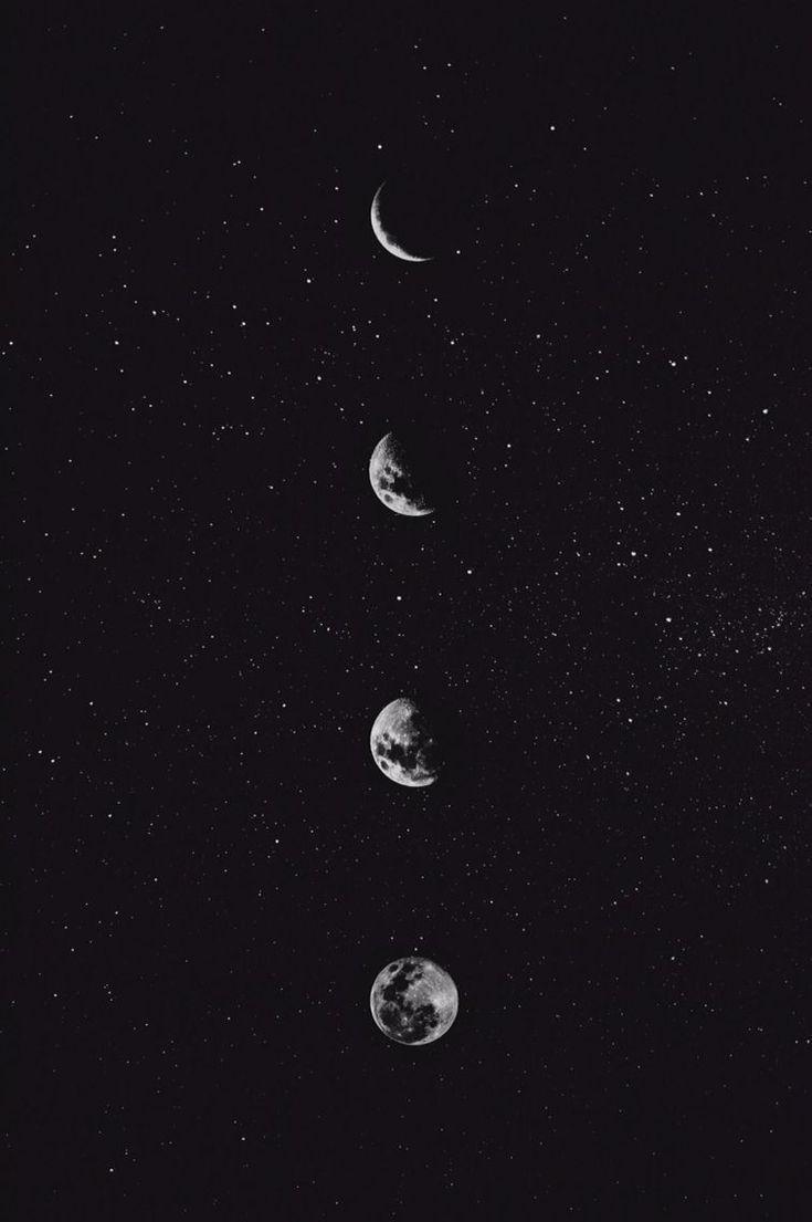 490+Aesthetic Moon Wallpaper   Kostenlose Bilder aesthetic moon ...