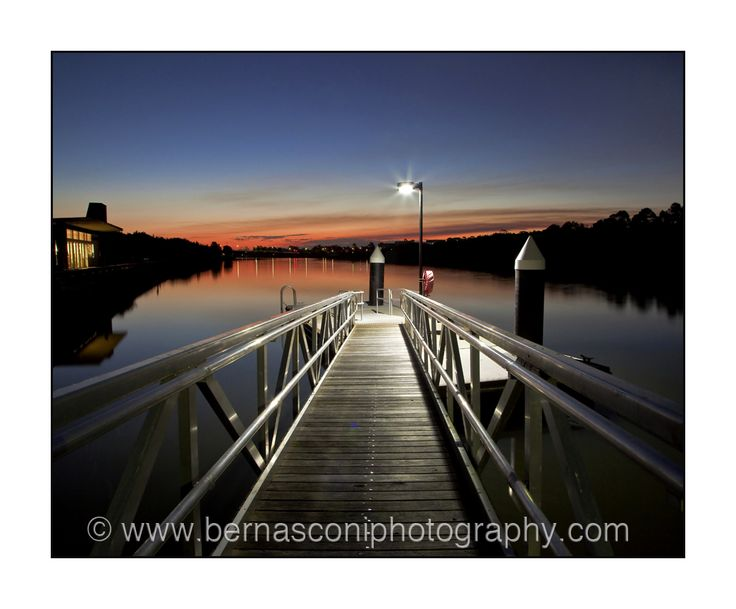 The Armory Wharf....and a glorious sunset...by Christine Bernasconi www.bernasconiphotography.com