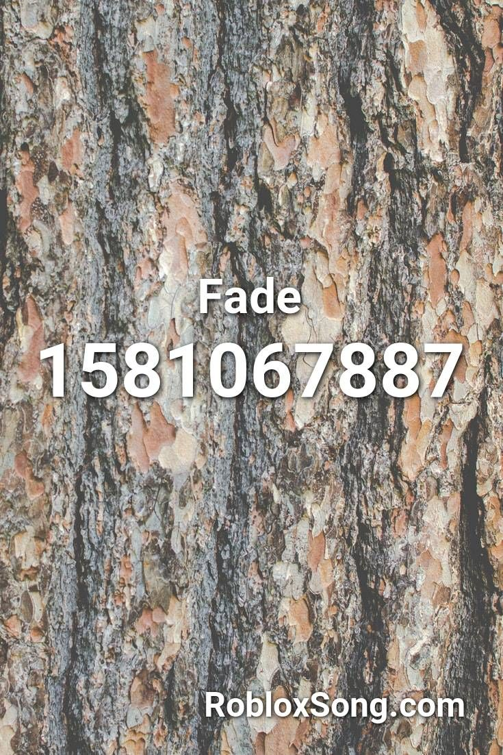 Music Id For Roblox Faded Full Pin By Robloxsong On Roblox Music Codes In 2020 Roblox September Earth Fnaf Song