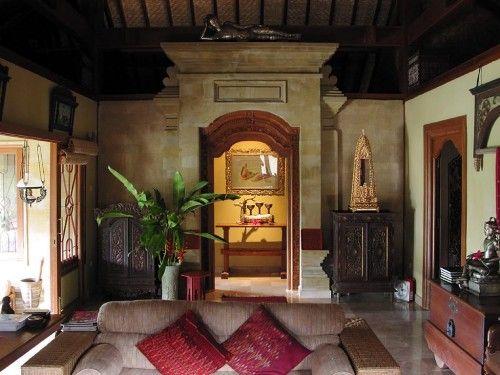 Balinese villa design