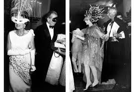 Old school masquerade glamour. LOVE IT!