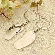 Porte-clés Thème de plage/Thème de jardin/Thème de Las Vegas/Thème de papillon/Thème classique/Thème de conte de fées - Personnalisé