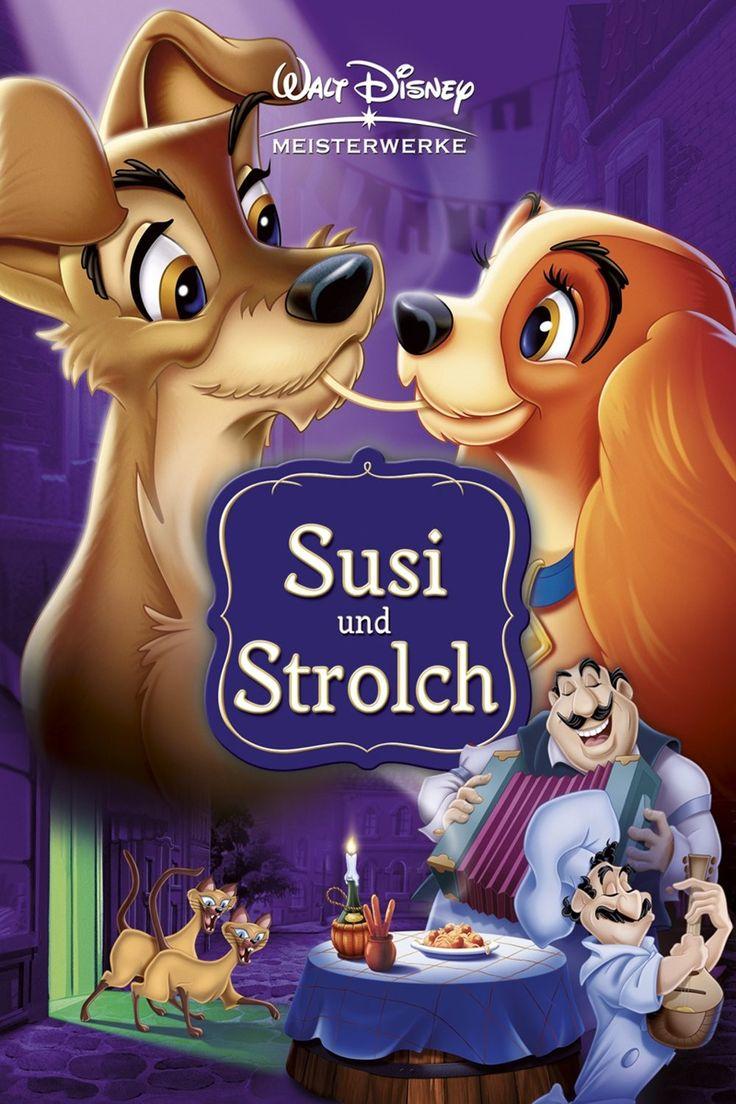 Susi und Strolch (1955) - Filme Kostenlos Online Anschauen - Susi und Strolch…