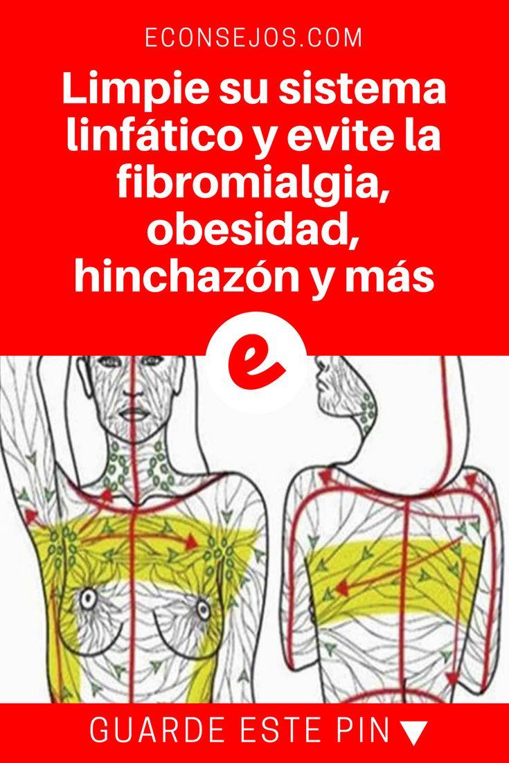 Sistema linfatico limpiar | Limpie su sistema linfático y evite la fibromialgia, obesidad, hinchazón y más | DESTAPE SU SISTEMA LINFÁTICO - Un sistema linfático poco saludable, puede conducir a serios problemas de salud, tales como la FIBROMIALGIA, ESCLEROSIS MÚLTIPLE, síndrome de fatiga crónica, obesidad, dolores, hinchazón y problemas con la digestión.---->>>>