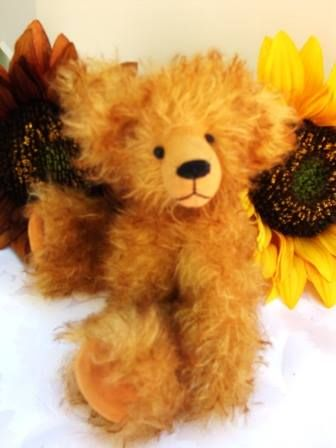 Rusty - A Cute Little Imp.  Approximately 8 inches.  $65.00