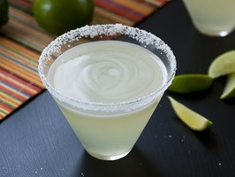 Top Line Margarita Made with Top Shelf Tequila