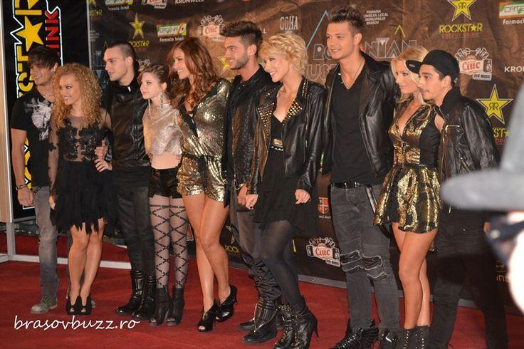 Lala Band   Romanian Music Awards 2013: covorul roșu și concert [FOTO] BrasovBuzz