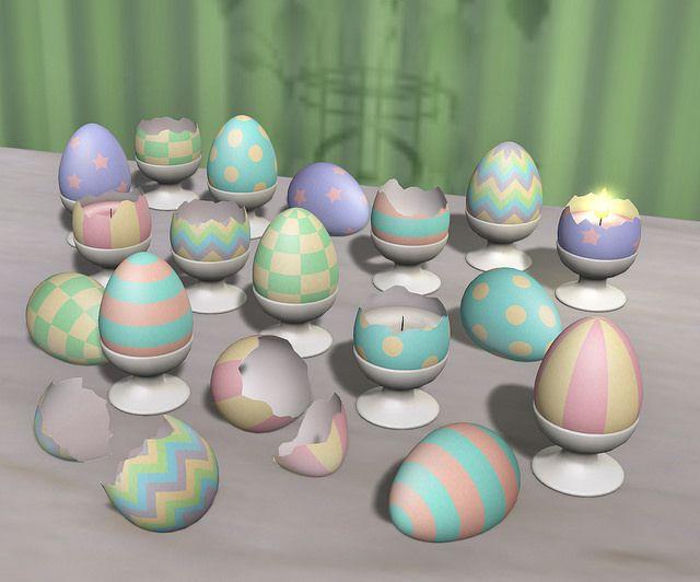 light eggs | Flickr - Photo Sharing!