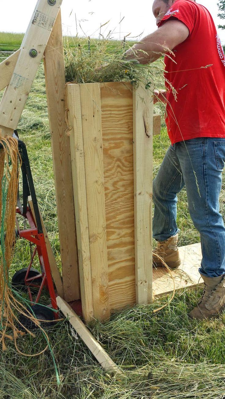 can i make money baling hay