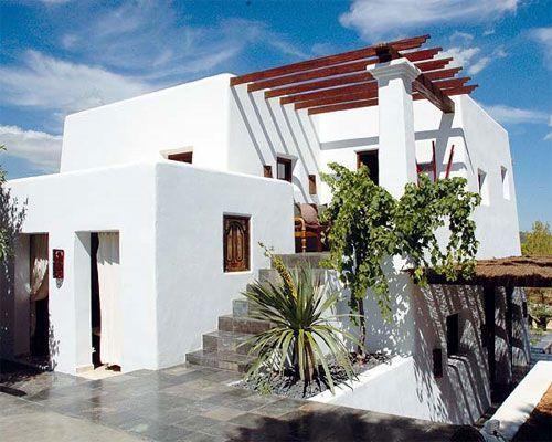 Casas de Campo, revista Mi Casa #fachadasdecasasrusticas