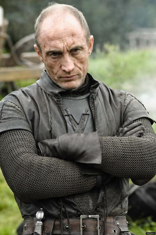 Roose Bolton: The new Lord of the North aided by his sociopathic bastard son, Ramsey. He has a rendezvous with Stannis