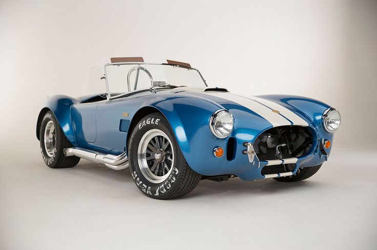 Shelby Cobra 427 50Th Anniversary Edition Front Three Quarter 1 - Provided by MotorTrend