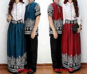 Detail produk untuk Baju muslim sarimbit modis couple fitria CP52 ini,silahkan lihat info produk yang ada dibawah ini : Kode produk : P154 Nama produk : gamis couple fitria Bahan : katun rayon