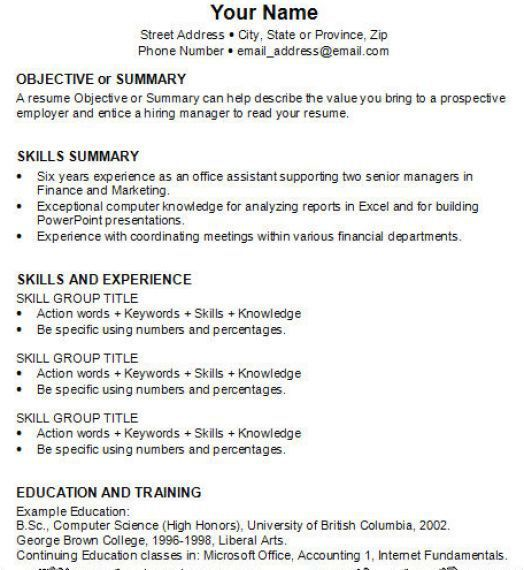 Best 25+ Build my resume ideas on Pinterest Resume help, My - resume transferable skills examples