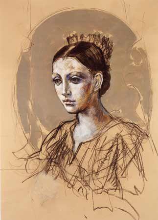 Lucia Mondella. I Promessi sposi