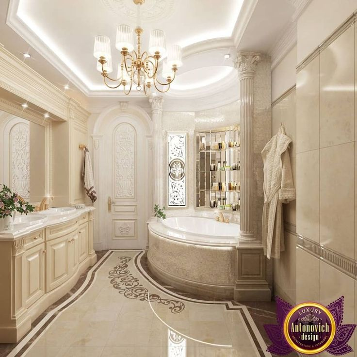 The Best Bathroom Design Ideas From Katrina Antonovich