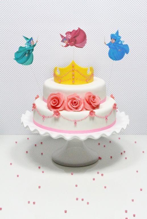Sleeping beauty cake                                                                                                                                                                                 Más