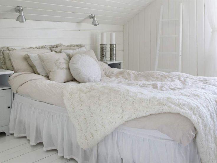 Bildresultat för sovrum lantligt