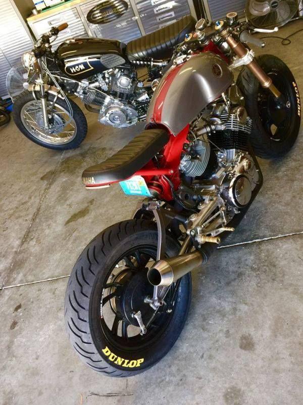 Modification Yamaha Cafe Racer (163)