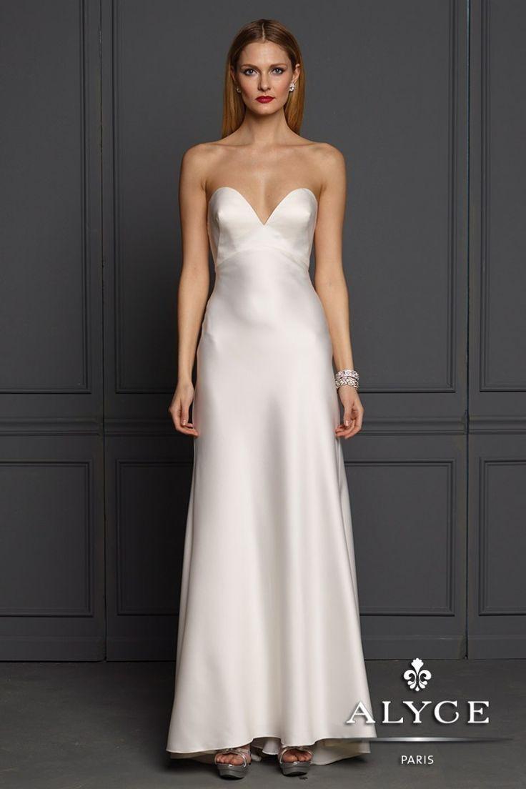 238 best alyce paris images on pinterest short for Vegas style wedding dresses