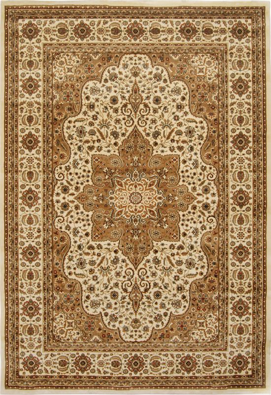 PERSIAN BEIGE IVORY AREA RUG 8X8 ROUND ORIENTAL 1128C - ACTUAL 7' 8 - 36 Best Rugs Images On Pinterest Area Rugs, Oriental And Carpets