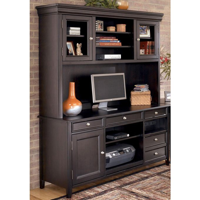 cadenza furniture. ashley carlyle cadenza with tall desk hutch the sleek design of contemporary styled furniture