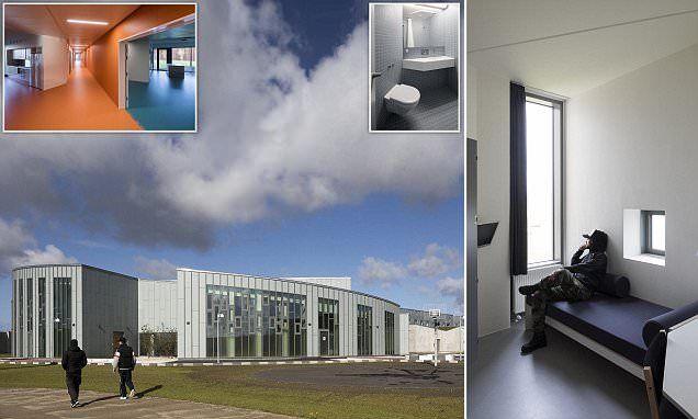 Danish Prison Designed To Look Like College To Change Prisoners Ways Prison Prison Reform College