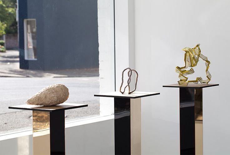 Koji Ryui  The Peel,  J'amais vu, Sprung   2015 installation view