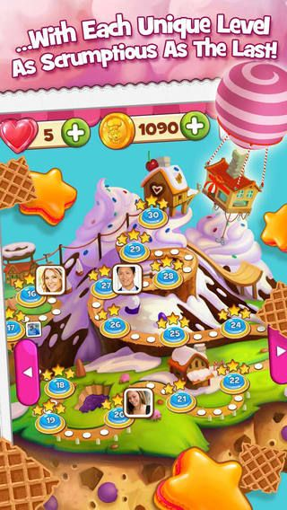 cookie jam iphone - Google Search