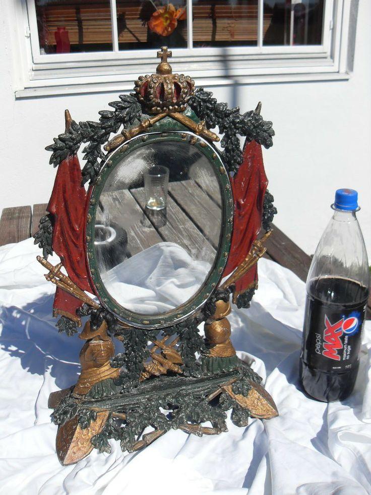 union speil i støpejern - FINN.no mobil