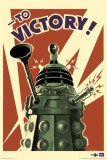 robotGeek, Propaganda Posters, Picture-Black Posters, Victory Posters, Doctorwho, Dalek Posters, Doctors Who, Doctor Who, Dr. Who