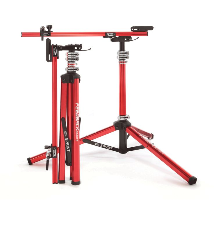 The Sprint Work Stand is a professional level bike repair stand for those who prefer the stability of a traditional fork mount for as low as $269.99