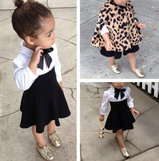 Celebrity stylist Monica Rose is vooral bekend van het kleden van de bekende Kardashian familie. Maar ook haar dochtertje Alaia Rose Barbier haalt regelmatig het nieuws met haar outfits. De tweejarige fashionista werd onlangs zelf benoemd tot 'LA´s most stylish tot'; een welverdiende titel als je h
