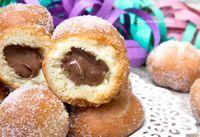 Le Castagnole al Mascarpone e Nutella sono dei veloci e deliziosi dolcetti che si sciolgono in bocca, ottime sia fritte che al forno, le adorerete di sicuro