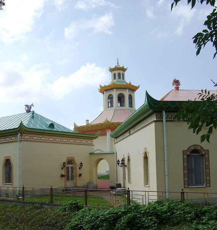 Chinese village chinoiserie wikipedia the free