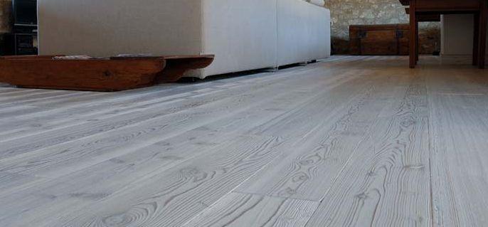parquet_maxi plancia larice sbiancato_contrasto legno chiaro legno scuro