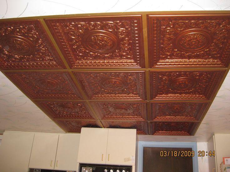 22 Plastic Ceiling Tiles