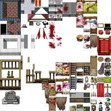 Image result for rpg maker vx ace fantasy tilesets                                                                                                                                                     Más