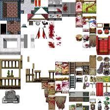 Image result for rpg maker vx ace fantasy tilesets                                                                                                                                                     Más