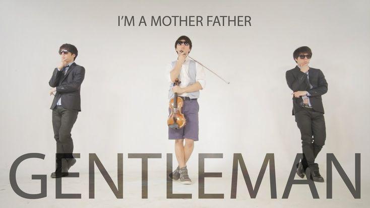 PSY - GENTLEMAN - Jun Sung Ahn Violin Cover, via YouTube.